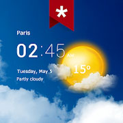 Photo of Download Transparent clock weather v5.0.2.1 MOD APK Subscribed