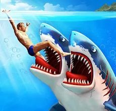 Photo of Download Double Head Shark Attack – Multiplayer v8.7 MOD APK